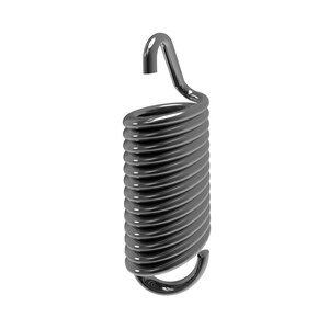 "V-Series Black Die Spring Assembly, Model 1, for 55mm [2.165""] or 60mm [2.362""] Tall Dies"
