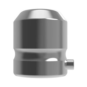 "A [1/2""] Station Thick Turret Die Shape"