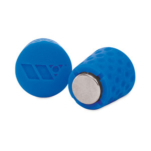 Earth Magnet with Blue EZ Grip Cover