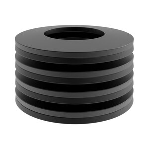 "C [2""] Station Thin Strippit Disc Spring"