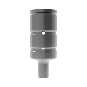 "B [1-1/4""] Station Thin Turret HP Punch Round"