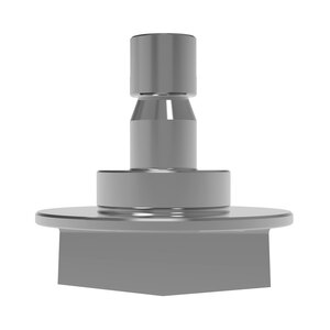 "Trumpf Size 2 Heavy Duty Punch Round .394-1.575"" [10.0-40.0mm]"